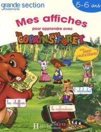 Mes affiches pour apprendre avec les Copains de la Forêt : Grande Section Maternelle 5-6 ans