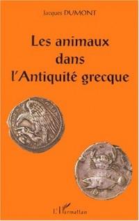 Les animaux dans l'Antiquité grecque