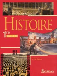 Histoire, 1ère séries L-ES (Manuel)