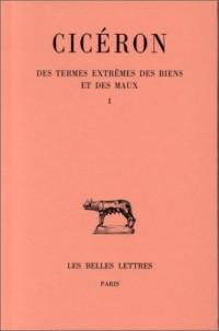Des termes extrêmes des Biens et des Maux, tome 1, livres I-II, 5e édition
