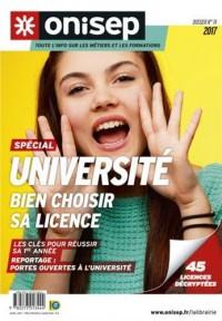 Université, bien choisir sa licence