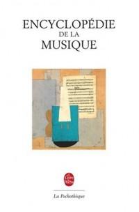 Encyclopédie de la musique (édition sous étui)