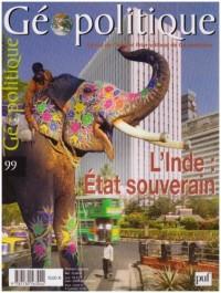 Géopolitique, N° 99 : L'Inde