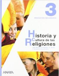 Historia y Cultura de las Religiones 3.