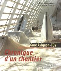 Chronique d'un chantier : Gare Avignon-TGV