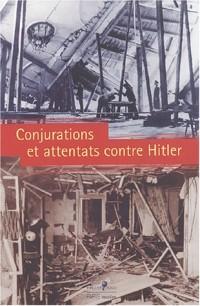 Les attentats contre Hitler
