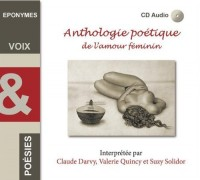 Anthologie Poetique de l'Amour Feminin