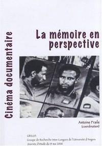 Cinéma documentaire : La mémoire en perspective