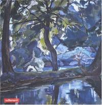 Boîte de peinture Coffret 4 volumes : Jaunes de l'or à l'orange. Bleus - air, eau, ciel. Rouges du matin au soir. Verts en toute saison