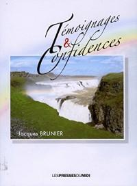 Témoignages & confidences