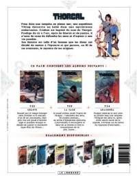 Pack découverte Thorgal 8 - 3 BD pour le prix de 2 : T22 édition spéciale + T23 + T24