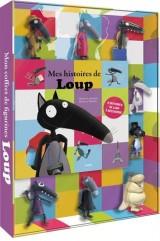 Le Loup - Coffret Recueil 2 titres + 8 figurines