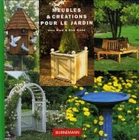Meubles & créations pour le jardin : 20 réalisations faciles pour embellir votre jardin
