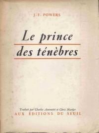 Prince des tenebres (le)                                                                      022796