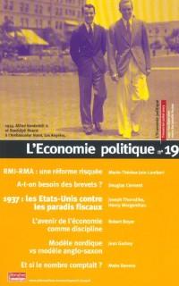 Revue économie politique n°19