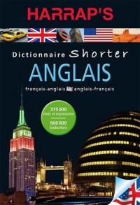 Harrap's Shorter : Dictionnaire anglais-français et français-anglais