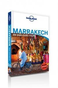 Marrakech En quelques jours - 5ed