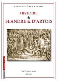 Histoire de Flandre et d'Artois