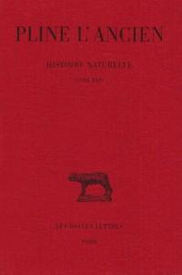 Histoire naturelle, livre XXIV. Remèdes tirés des arbres sauvages