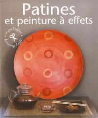 Patines et peintures à effets