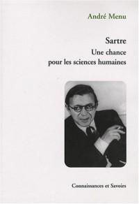 Sartre : Une chance pour les sciences humaines