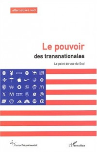 Alternatives Sud Volume 9 N° 1/2002 : Le pouvoir des transnationales