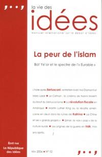 La Vie des Idées, N° 12, mai 2006 : La peur de l'islam
