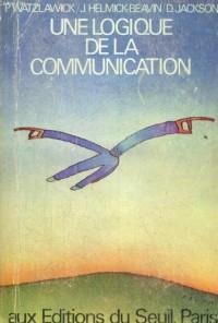 Logique de la communication (une)