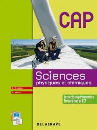Sciences physiques et chimiques CAP industriels et tertiaires
