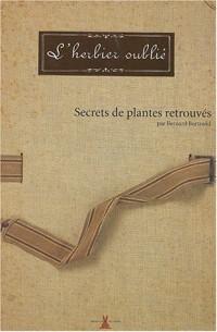 L'herbier oublié : Secrets des plantes retrouvés