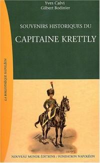 Souvenirs historiques du capitaine Elie Krettly