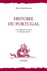 Histoire du Portugal, avec un épilogue d'Yves Léonard sur le Portugal aujourd'hui