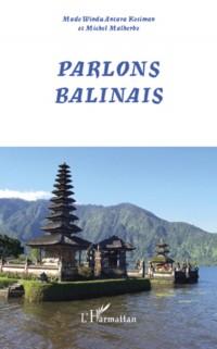 Parlons Balinais