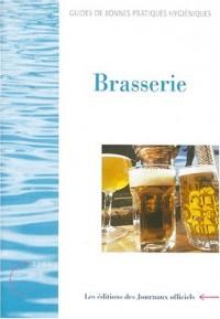 Guide de bonnes pratiques d'hygiène en brasseries ref 5917