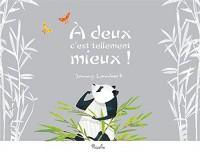 Petit panda : A deux c'est tellement mieux !