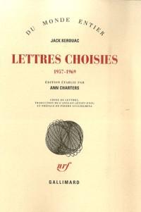 Lettres choisies (1957-1969)