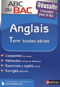 ABC BAC REUSSITE ANGLAIS TERM