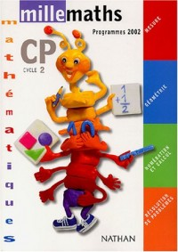 Millemaths CP Cycle 2 : Programme 2002