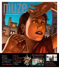 Muze, N° 77, octobre-novembre-décembre 2014 :
