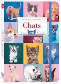Mon petit agenda Chats 2018