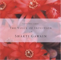 The Voice of Intuition Inspiration Cards: Boxed