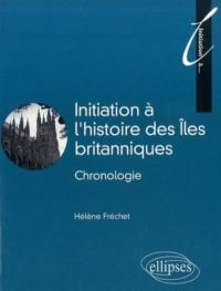Initiation à l'histoire des îles britanniques : Chronologie