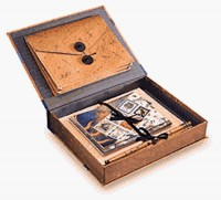 Griffin & Sabine: An Extraordinary Writing Box/Stationary