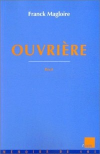 Ouvrière