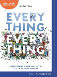 Everything, Everything: Livre audio 1CD MP3
