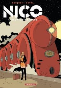 Nico, Tome 1 : Atomium-express : Collector