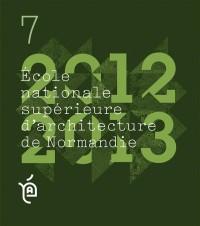 Projets de fin d'études 2012-2013