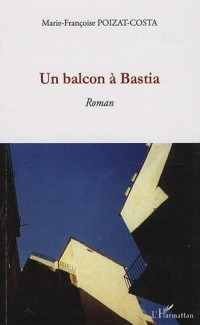 Un balcon à Bastia