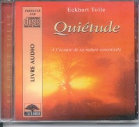 Quiétude (1CD audio)