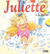 Mini Juliette à la piscine